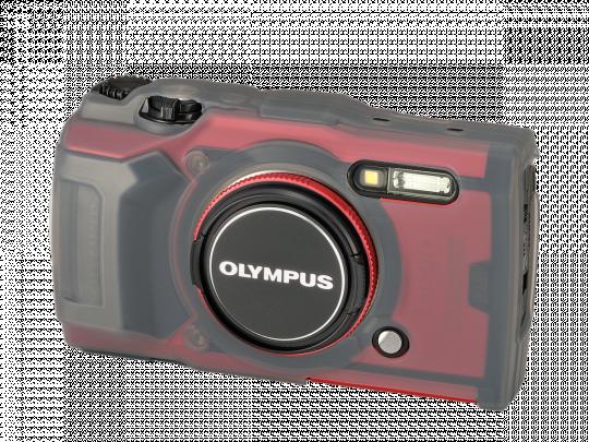 Olympus LC‑40.5 Tappo copriobiettivo morbido