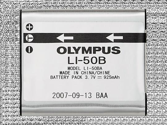 LI‑50B Batteria agli ioni di litio ricaricabile