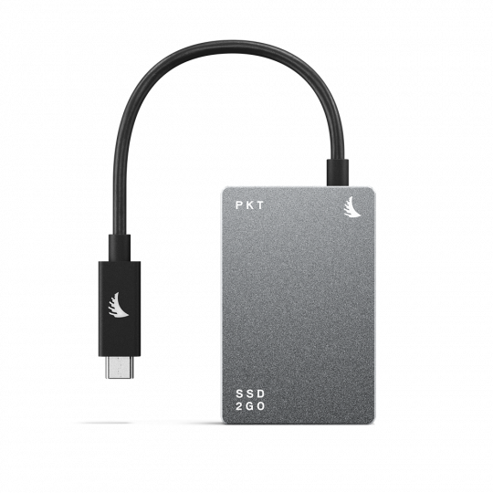 Angelbird SSD2GO PKT MK2 Grigio grafite