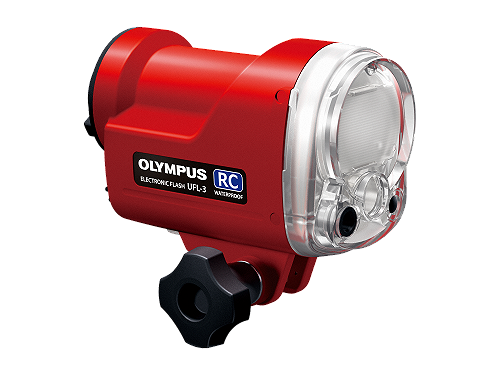 Olympus UFL‑3 Flash subacqueo