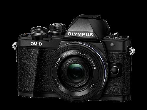 Olympus E‑M10 Mark II + M.Zuiko 14‐42mm F3.5‐5.6 EZ Pancake