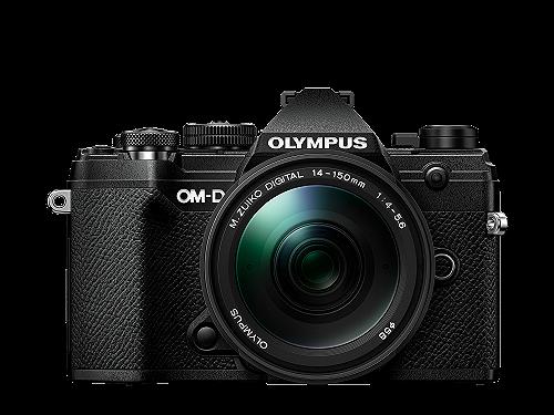 Olympus E‑M5 Mark III + M.Zuiko 14–150mm F4–5.6 II