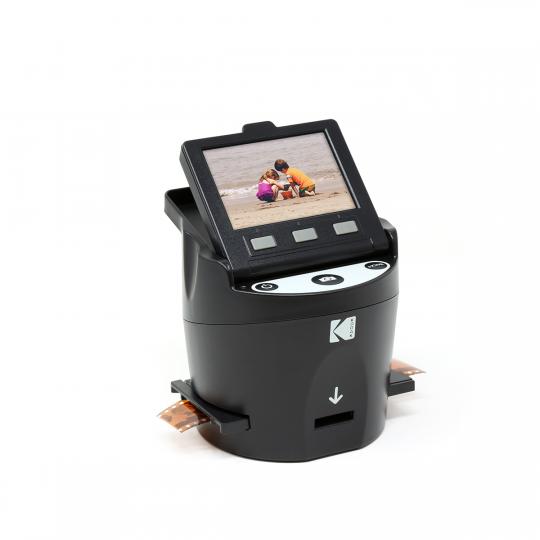 Scanner per negativi e diapositive