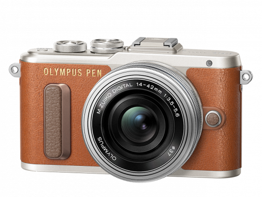Olympus E‑PL8 + M.Zuiko 14‐42mm F3.5‐5.6 EZ Pancake