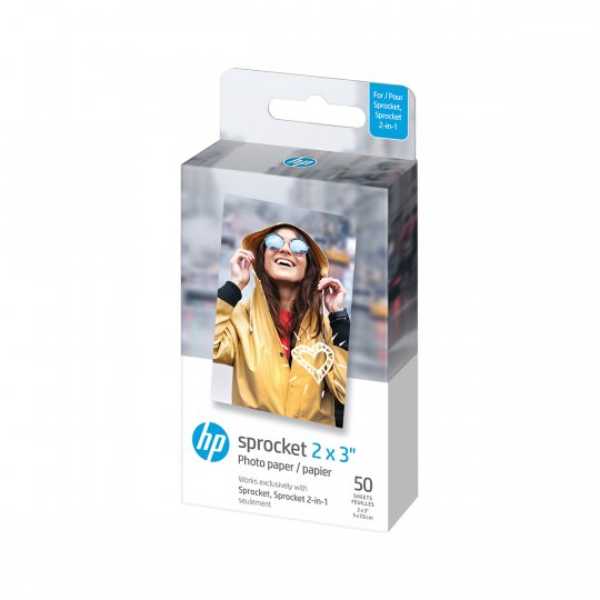 HP Sprocket 2X3 | 50 Fogli