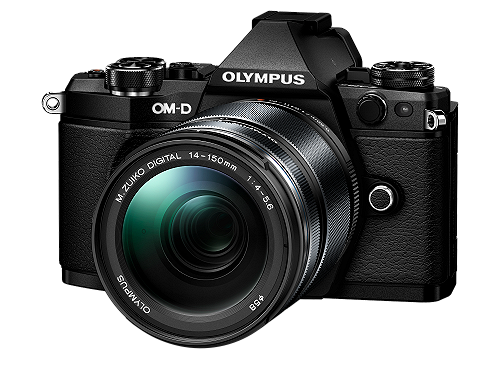 Olympus E‑M5 Mark II + M.Zuiko 14‐150mm F4‐5.6 II