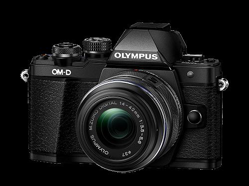 Olympus E‑M10 Mark II + M.Zuiko 14‐42mm F3.5‐5.6 II R