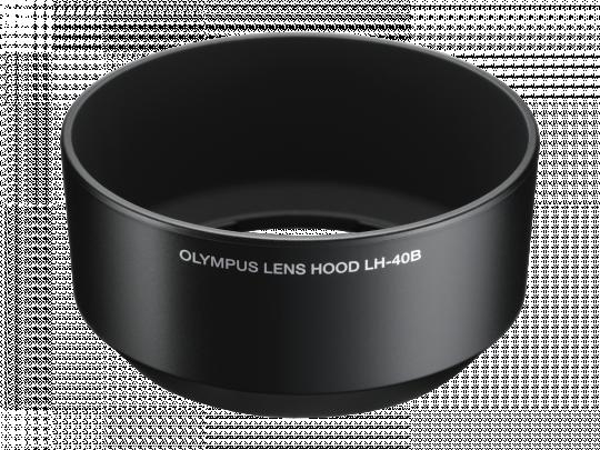 Olympus LH‑40B Paraluce Nero