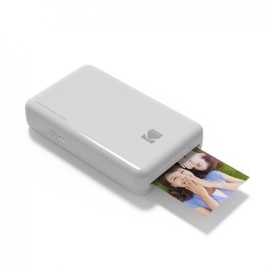Stampante istantanea bluetooth e tecnologia NFC, compatibilità iOS e Android