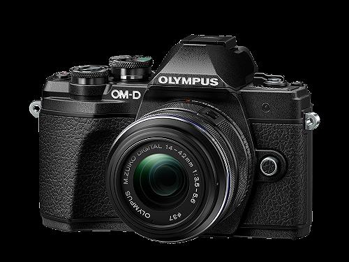 Olympus E‑M10 Mark III + M.Zuiko 14‐42mm F3.5‐5.6 II R
