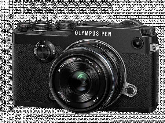 Olympus PEN‑F + M.Zuiko 17mm F1.8