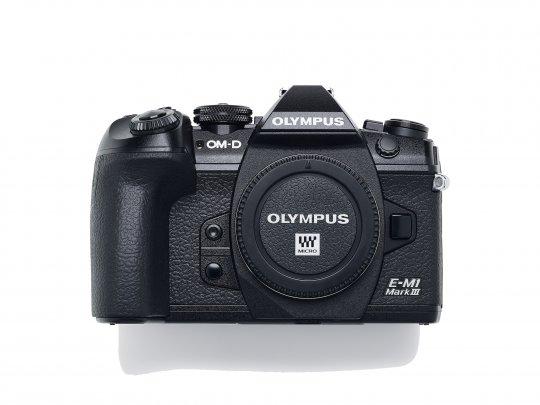 Olympus E-M1 Mark III