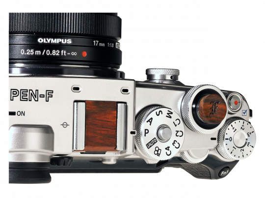 Olympus PEN‑F Decoration Kit
