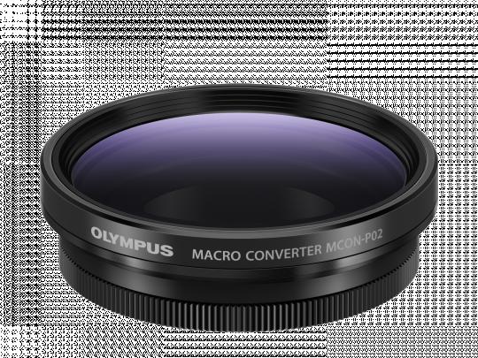 Olympus MCON‑P02 Aggiuntivo ottico macro