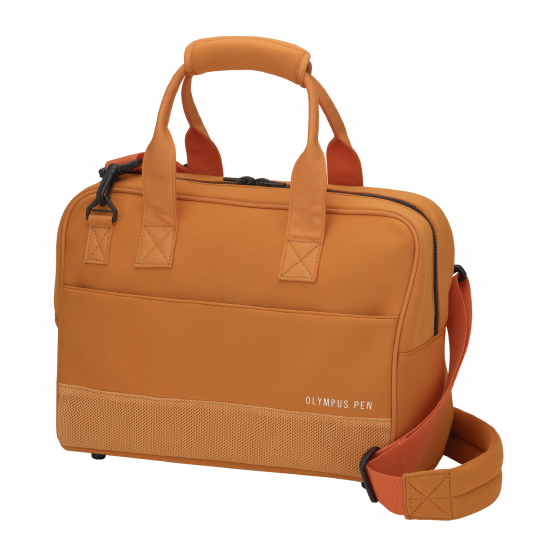 Olympus PMBG-3 ORG Mesh Bag orange