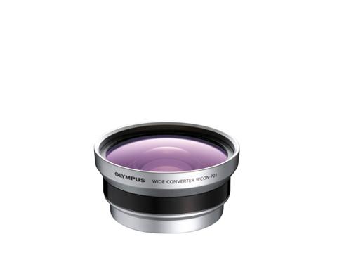 WCON‑P01 Aggiuntivo ottico grandangolare