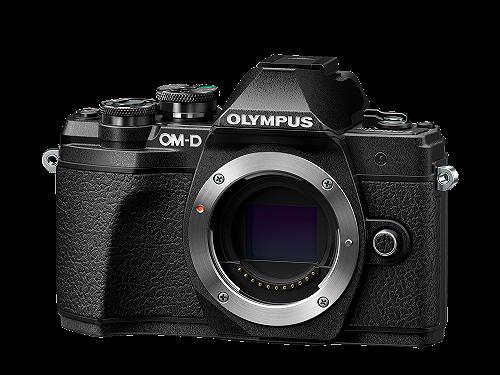 Olympus E‑M10 Mark III