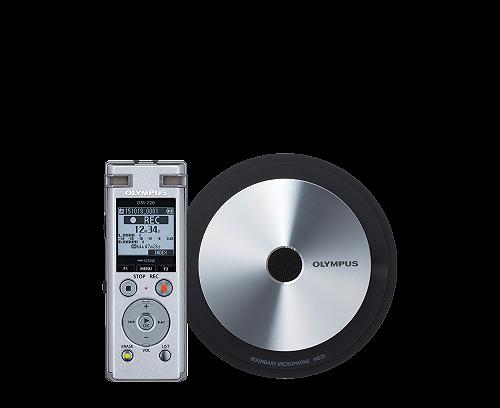 DM‑720 Meet & Record Kit | Edition small | 1 Microfono