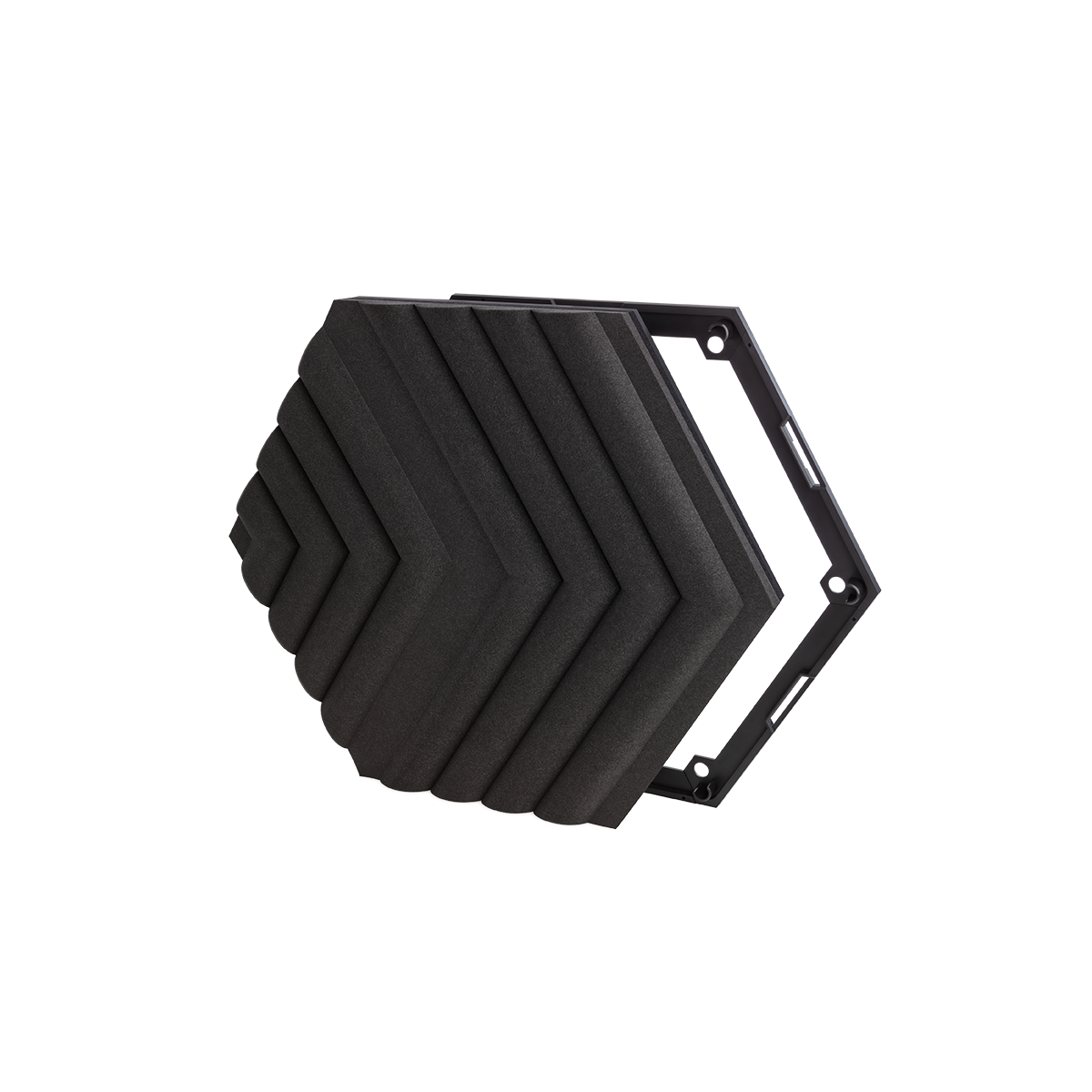 Wave Panels - Extension Kit (Black)