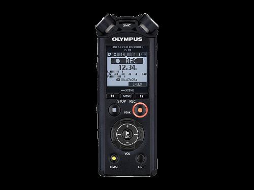Olympus LS‑P4
