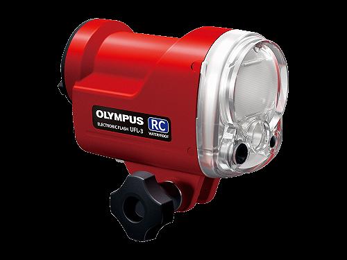 Olympus UFL‑3 Flash subacqueo