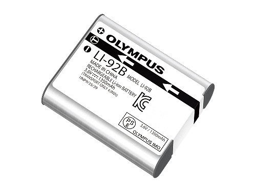LI‑92B Batteria agli ioni di litio ricaricabile