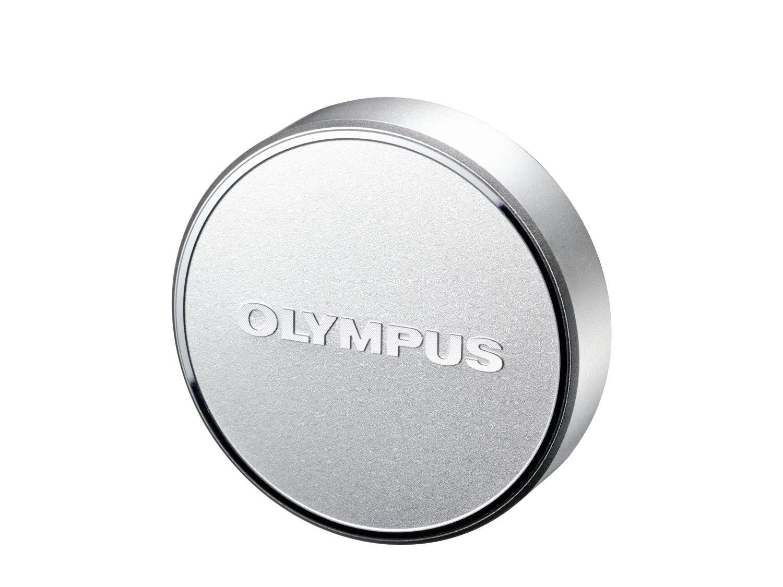 Olympus LC‑48B Tappo copriobiettivo metallico