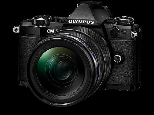 Olympus E‑M5 Mark II + M.Zuiko 12-40mm F2.8 PRO