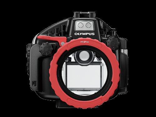 Olympus PT‑EP14 Custodia subacquea