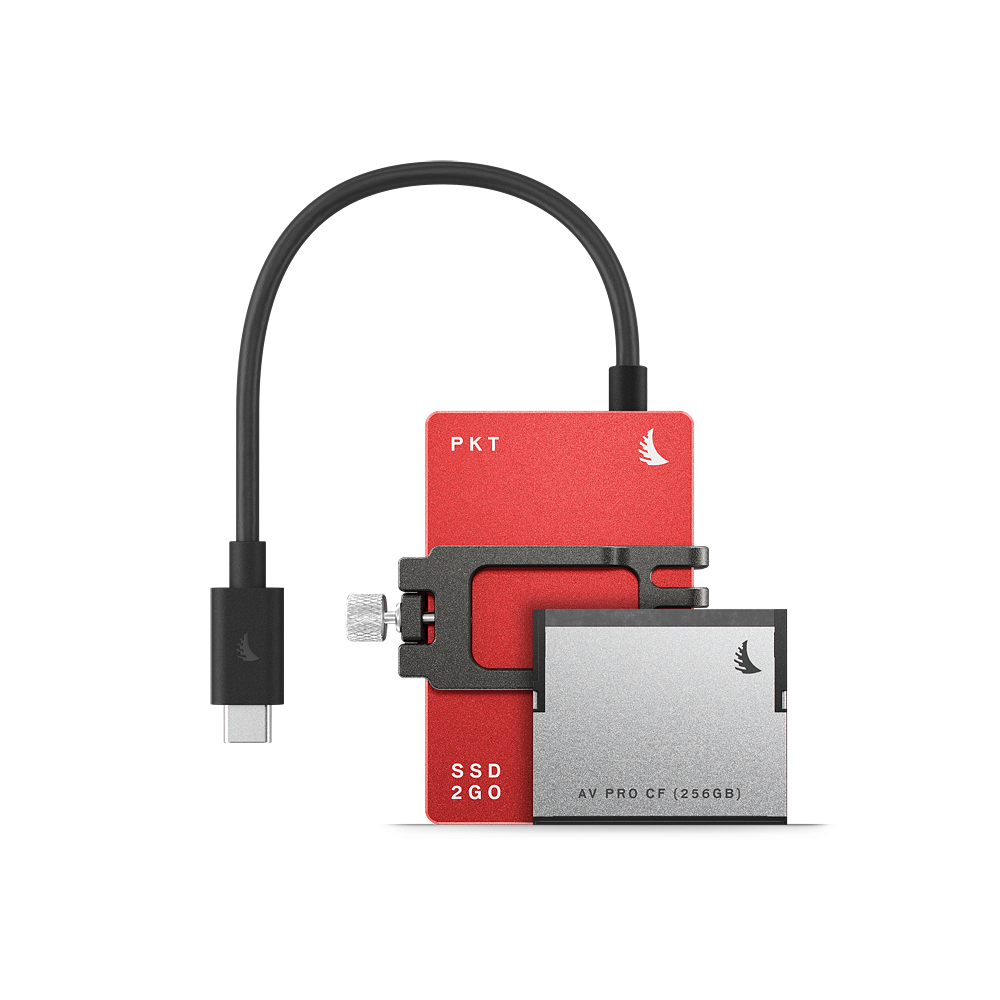Angelbird MATCH PACK per Z CAM E2 Cinema Camera - Rosso