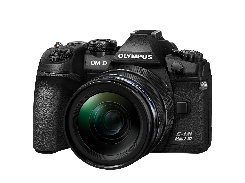 Olympus E-M1 Mark III + M.Zuiko 12-40mm F2.8 PRO