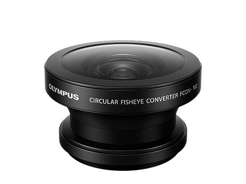 Olympus FCON‑T02 Aggiuntivo ottico Fisheye
