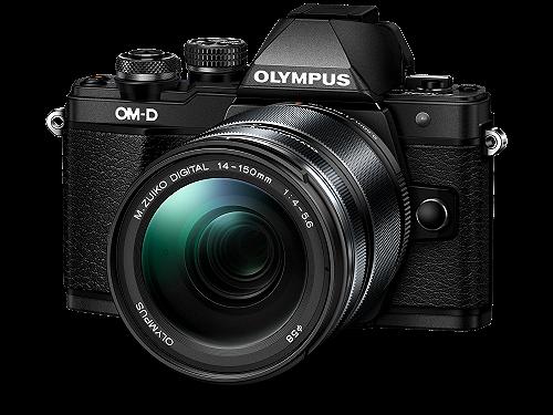 Olympus E‑M10 Mark II + M.Zuiko 14‐150mm F4‐5.6 II