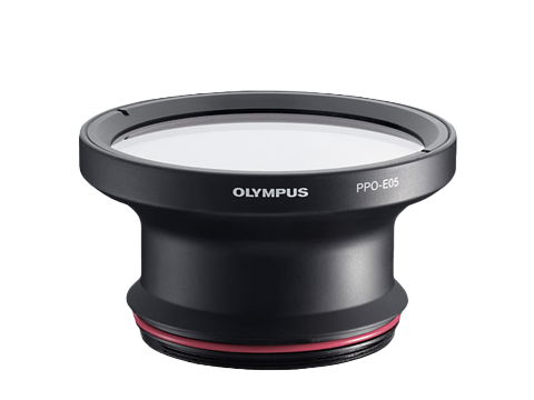 Olympus PPO‑E05 Oblò per custodia subacquea