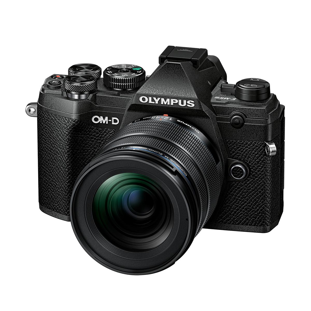 Olympus OM-D E-M5 Mark III + M.Zuiko 12-45mm F4 PRO