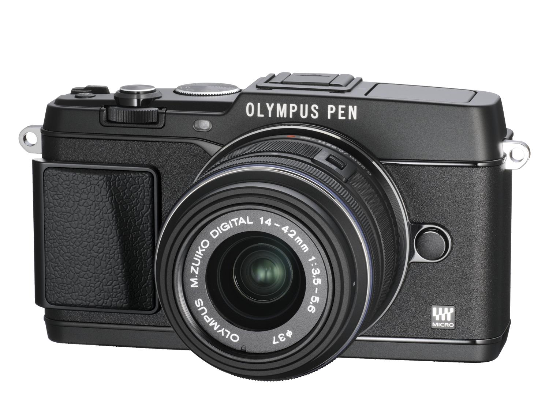 Olympus E-P5 + EZ-M1442 II R Kit
