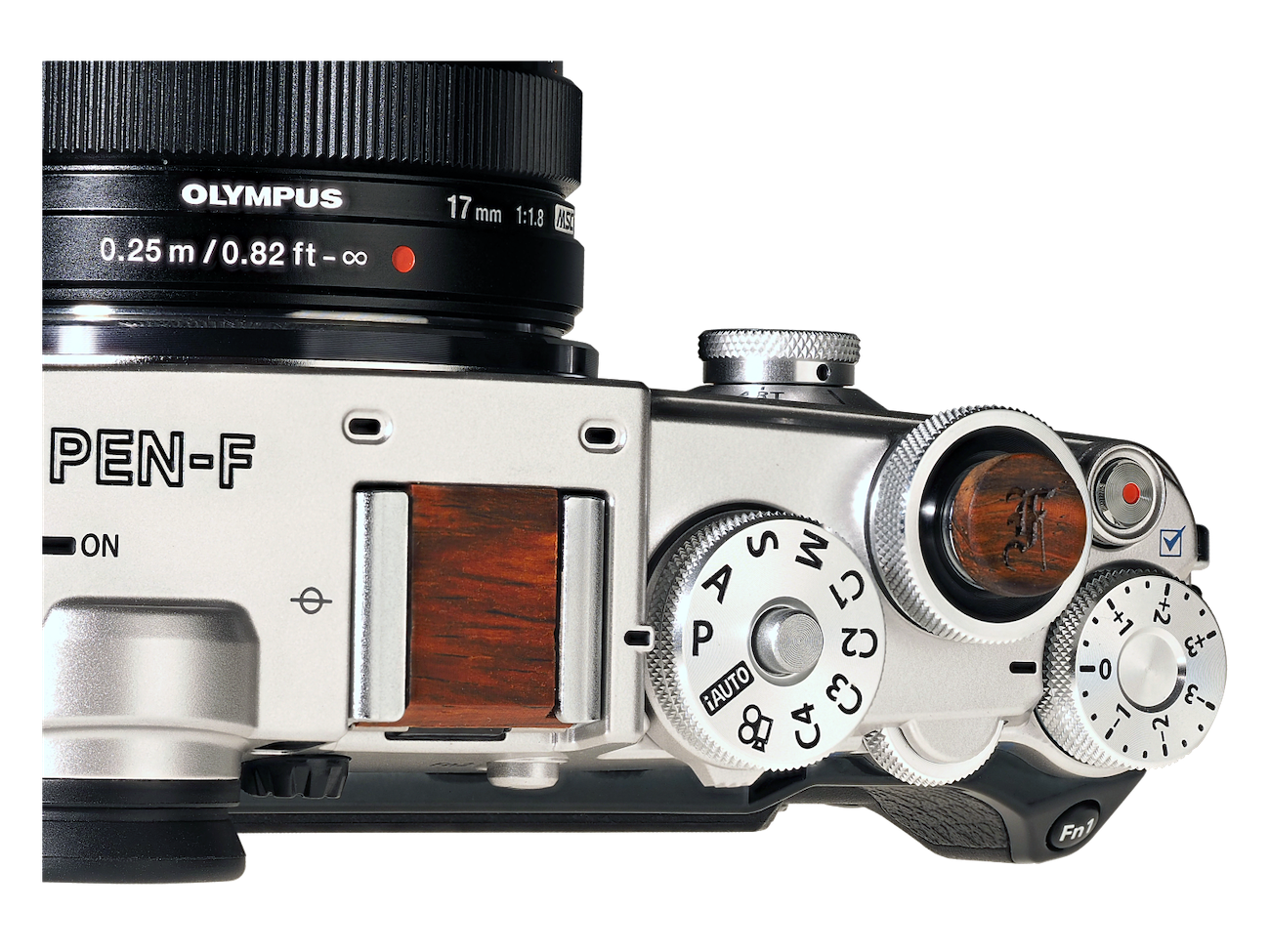Olympus PEN‑F Decoration Kit