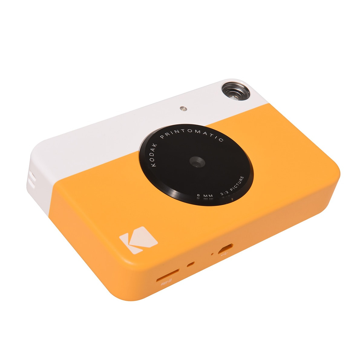 Fotocamera digitale istantanea 10 MP con carta fotografica adesiva Zink