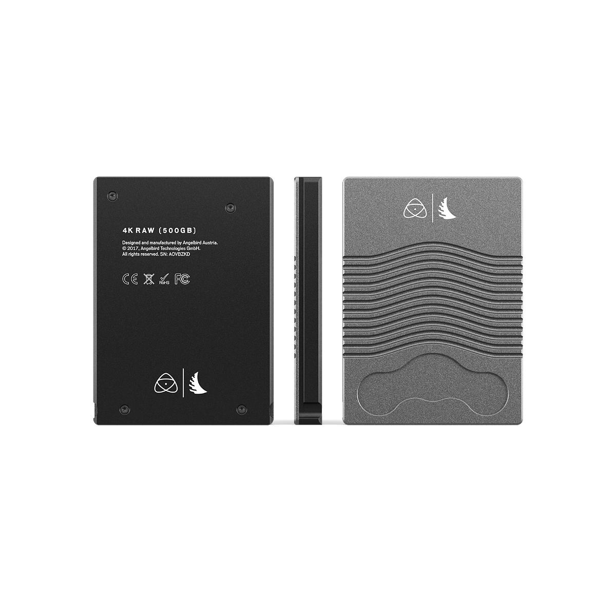 Angelbird AtomX 4K RAW
