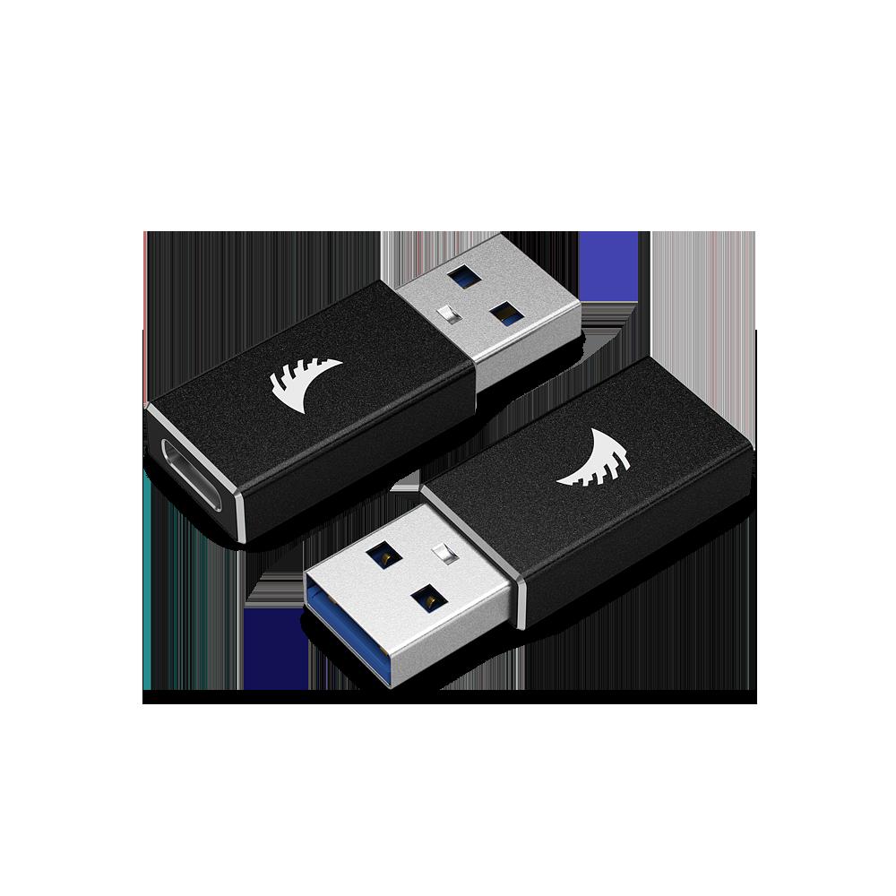 Angelbird Adattatore USB attivo da tipo A a tipo C