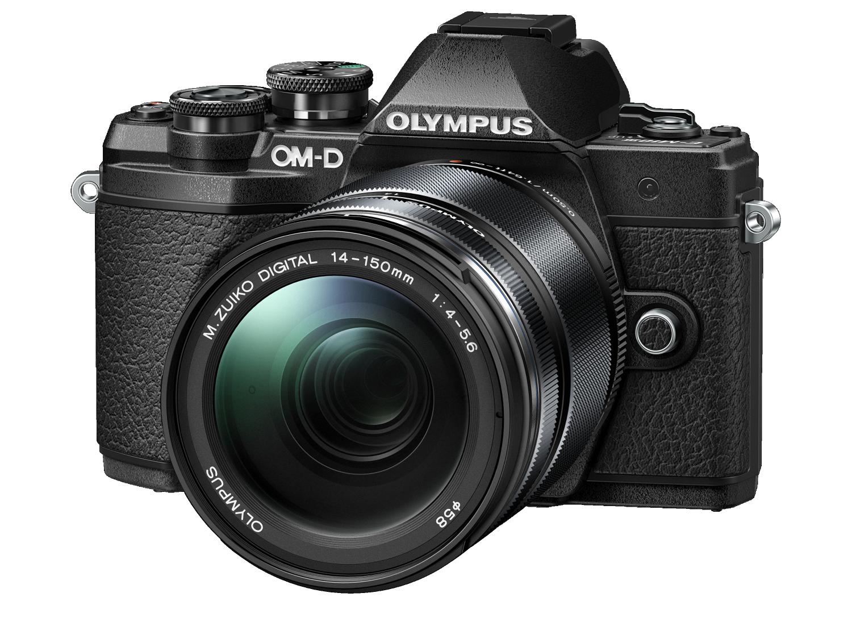 Olympus E‑M10 Mark III + M.Zuiko 14-150mm F4‐5.6 II