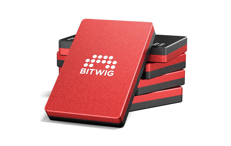 Angelbird SSD2GO PKT MK2 BITWIG Rosso
