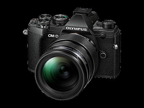 Olympus E‑M5 Mark III + M.Zuiko 12-40mm F2.8 PRO