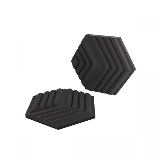 Wave Panels - Starter Kit (Black)
