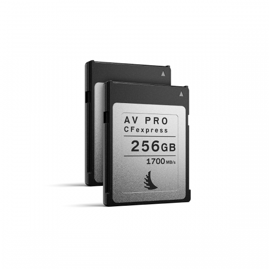 Angelbird MATCH PACK per NIKON Z6 e Z7