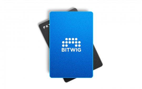 SSD2GO PKT MK2 BITWIG Blu