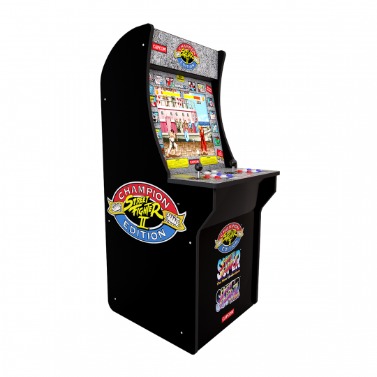Arcade1Up | Cabinet Arcade Street Fighter